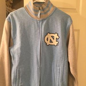 UNC Chapel Hill letterman coat